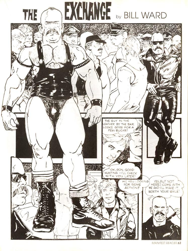 Bill ward gay cartoons