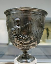 The Warren Cup (Roman)