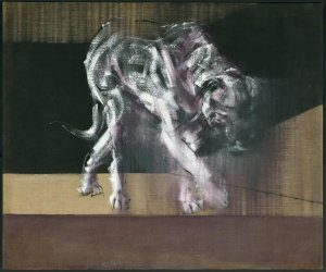 Study for Dog in Movement by DWM