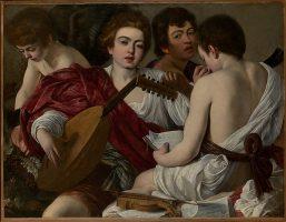 Caravaggio's Musicians