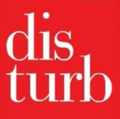 'disturb' exhibition