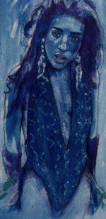 08 blue trany
