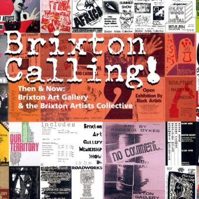 Curator for the LGBT element of Brixton Calling!