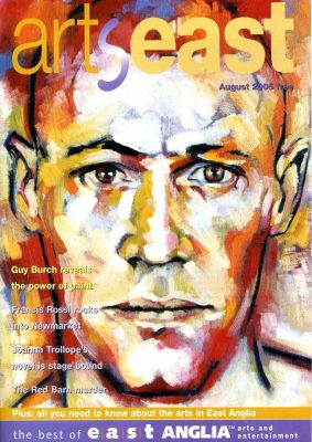 Arts East Cover