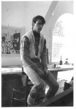 Guy Burch studio 1983