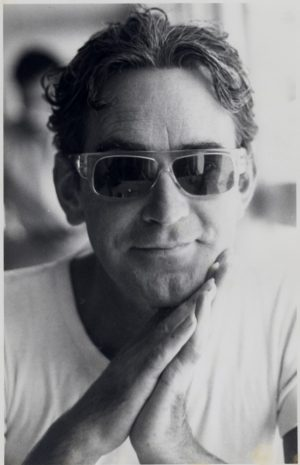 Ossie photographed by Nick Balaban, his second partner