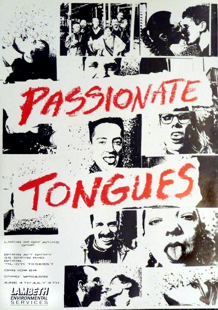 Passionate Tongues Poster