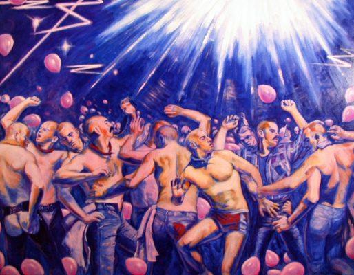 'Mardi Gras Arts Festival'