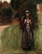 Clementina ('Kit') Anstruther-Thomson by JS Sargent