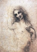 leonardo da vinci angel in the flesh angel incarnate c1513 141